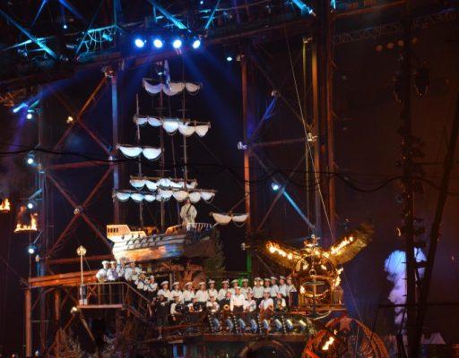 Как в Севастополе прошло 21 международное байк-шоу «Пятая империя»? (2016) (Информер)