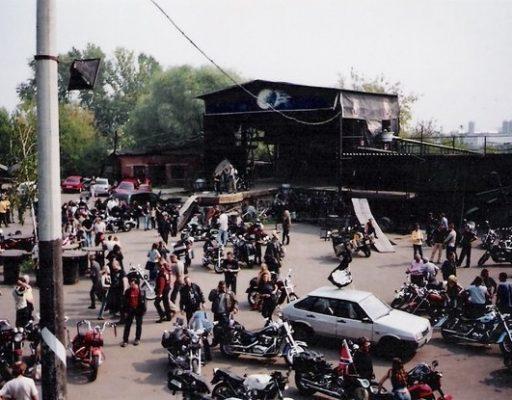 6-е Байк-Шоу. Москва. 2002