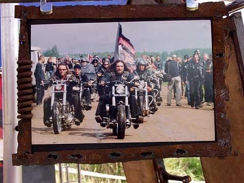 8-й Bike Week. Москва. 2004