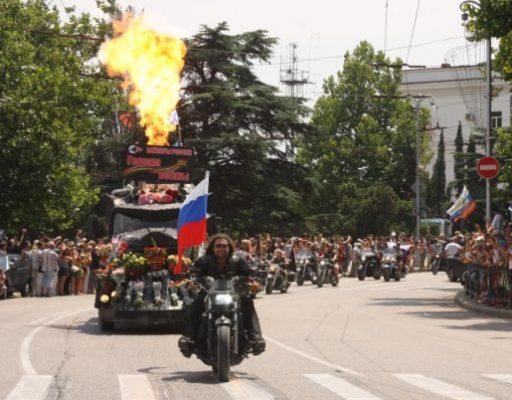 13-е Байк-Шоу. Севастополь. 2009