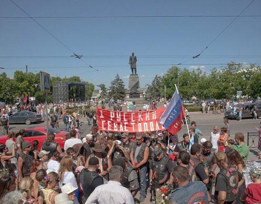 14-е Байк-Шоу. Севастополь. 2010