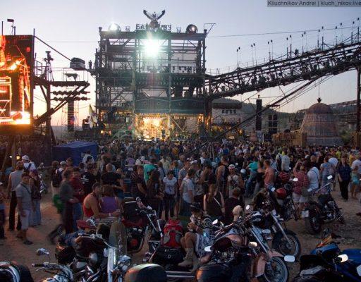 17-е Байк-Шоу. Севастополь. 2012