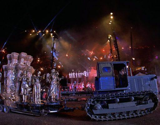 """Байк-шоу """"Русский реактор"""": история и патриотизм, спорт и рок"""