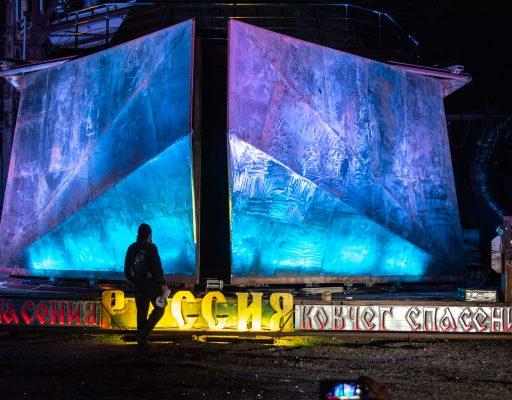 «Севкор» заглянул в гости к Ночным волкам — Подготовка Байк-шоу 2019 в Севастополе.