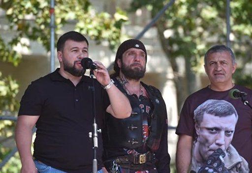 «Хорошо, когда у республики есть такие друзья». Пушилин о Хирурге, который в тяжелые дни поддержал Донбасс