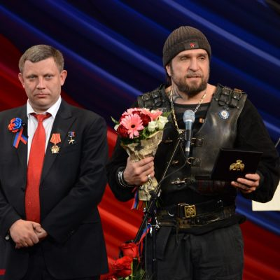 Хирург: Годовщина со смерти Александра Захарченко. 31 августа 2019. Донбасс.