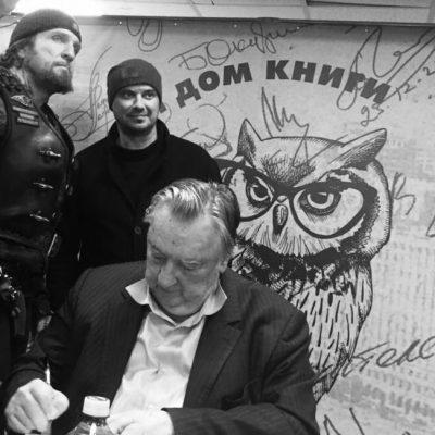 Презентация новой книги Александра Проханова – «ПЯТЫЙ СТАЛИН»
