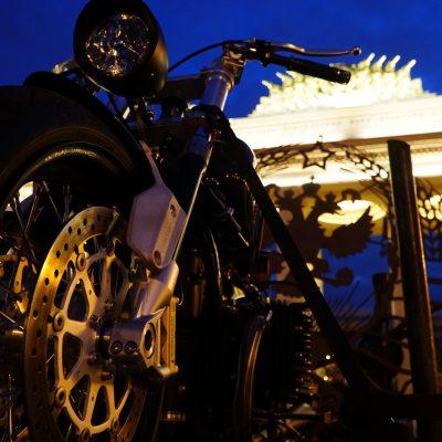 На Закрытии Мотосезона 2019 были представлены 3 версии будущего серийного Русского мотоцикла.