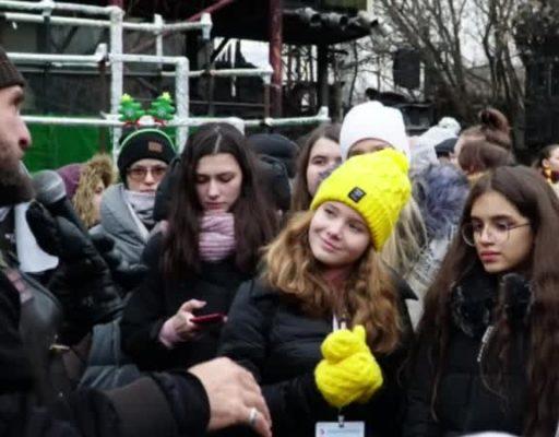 В Байк-Центре нас посетили ребята из Российского движения школьников
