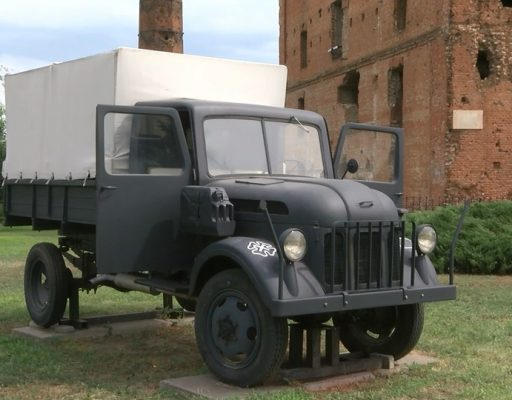Раритетная техника отправится в путь из Волгограда в Севастополь на байк-шоу