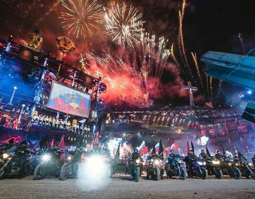 Переворачивает сознание — Михаил Развожаев поделился впечатлением о Международном байк-шоу