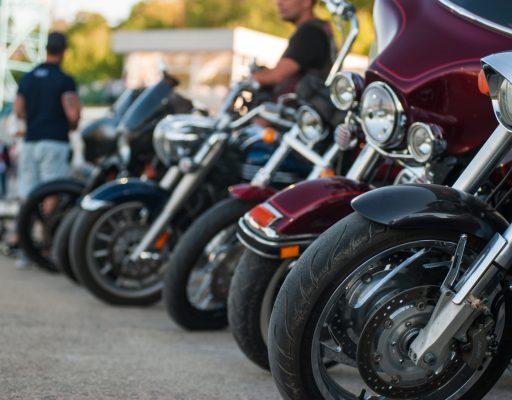 Сто тысяч мотоциклистов посетили байк-шоу в Севастополе — видео